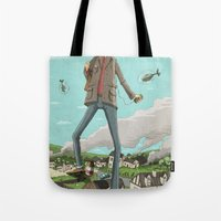 Tall Tote Bag