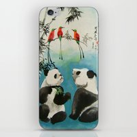 Trio Orchestra iPhone & iPod Skin