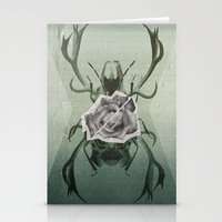 Danger Passing Stationery Cards