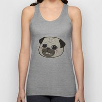 Smile! It's Friday Unisex Tank Top