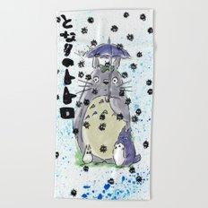 Totoro Beach Towel