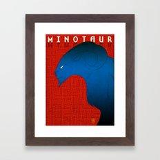 Legend Knows Nothing Framed Art Print