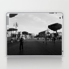 all roads lead to rome Laptop & iPad Skin