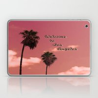 Welcome To Los Angeles Laptop & iPad Skin