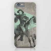 iPhone & iPod Case featuring The Messenger by Mary Kilbreath