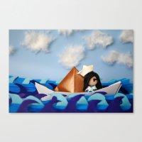 Troy Marinera ~ Sailor Canvas Print