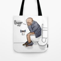 Bugger... Tote Bag