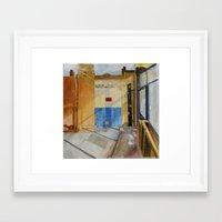 LSC STUDY - 2 Framed Art Print