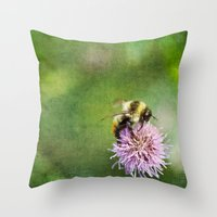 Summer Is Not Over ... Throw Pillow