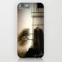 iPhone & iPod Case featuring Der OstHafen by PsychoBudgie