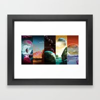 NMS - Series 1 Collection Framed Art Print