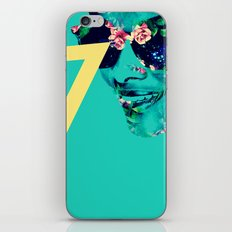 Flowerful iPhone & iPod Skin