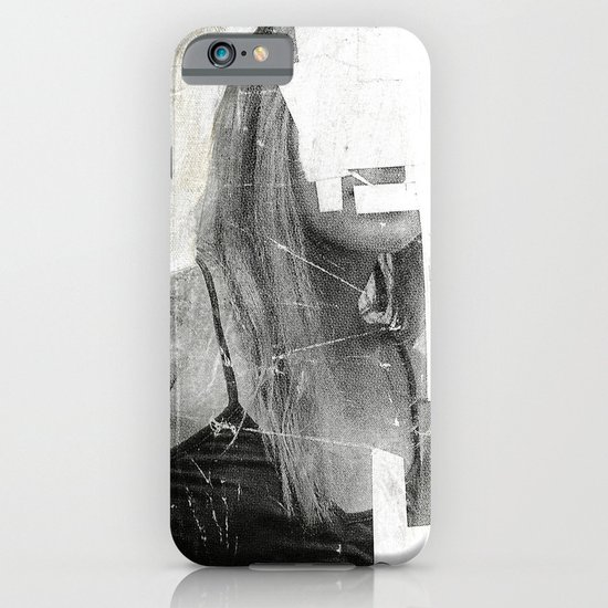 Faceless | number 03 iPhone & iPod Case