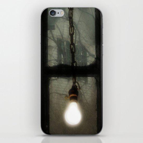 Light In The Window iPhone & iPod Skin