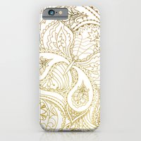 Flower Butterfly - for iphone iPhone 6 Slim Case