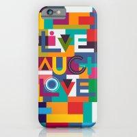 C13 LIVELAUGHLOVE v2 iPhone 6 Slim Case