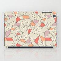 mod colorblock mesh iPad Case