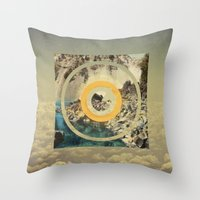 Our Empires Are Meaningl… Throw Pillow