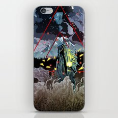Apparitions iPhone & iPod Skin