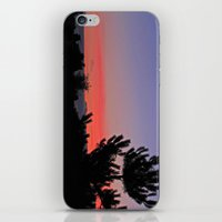 July Sunrise over London iPhone & iPod Skin