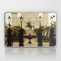 New Orleans Looking Thro… Laptop & iPad Skin