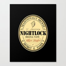 Lovely day for a Nightlock Canvas Print