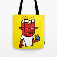 enigmatic todd Tote Bag