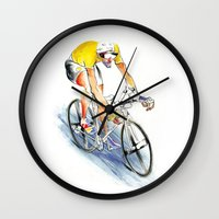 Racer Wall Clock