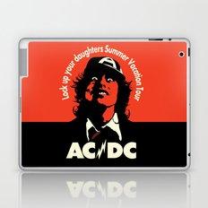 Ac/Dc angus young Laptop & iPad Skin