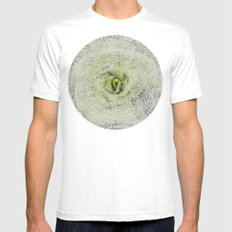 ArcFace - Radicchio Verdon SMALL Mens Fitted Tee White