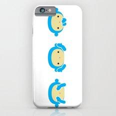3 Wise Monkeys Slim Case iPhone 6s