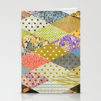 RHOMB SOUP / PATTERN SER… Stationery Cards