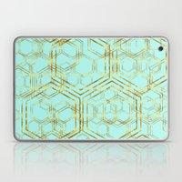 Hexagold Laptop & iPad Skin