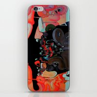 MALE GAZE iPhone & iPod Skin