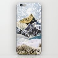 Snow Jar iPhone & iPod Skin