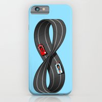 iPhone & iPod Case featuring Infinite Slots by geekchic