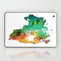 A Cut out of Life Laptop & iPad Skin