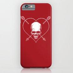Eros & Thanatos (Joli Rouge Red Flag) Slim Case iPhone 6s