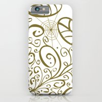 Ornato En Sepia iPhone 6 Slim Case