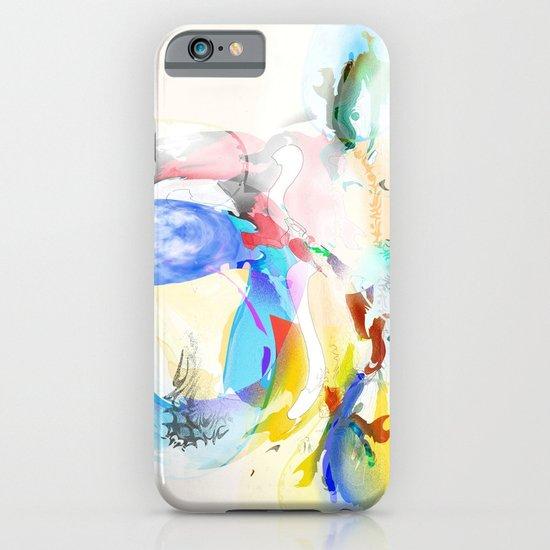 Blue Bubble Walz iPhone & iPod Case