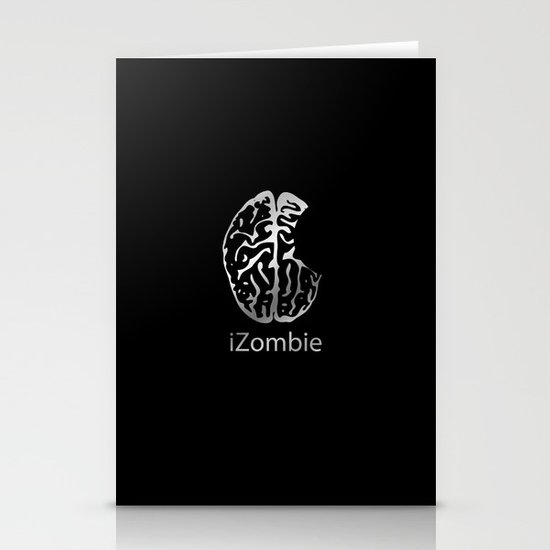 iZombie Stationery Card
