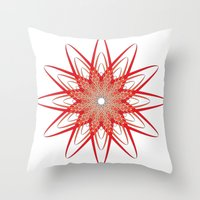 The Nuclear Option Throw Pillow