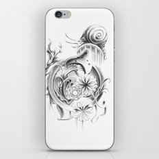 snail iPhone & iPod Skin