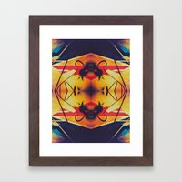 ZZZ Framed Art Print