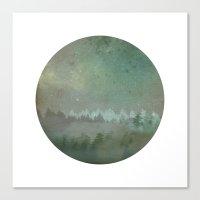 Planet 410110 Canvas Print
