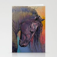 Friesian Stationery Cards