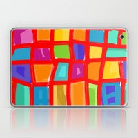 Colorful Grid Laptop & iPad Skin