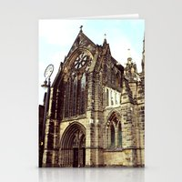 Glasgow Cathedral Mediev… Stationery Cards