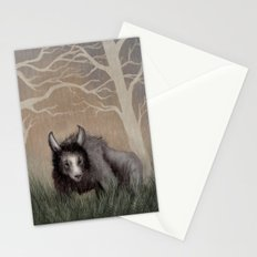 Forest Beastie Stationery Cards