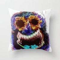 Trolllllllll! Throw Pillow